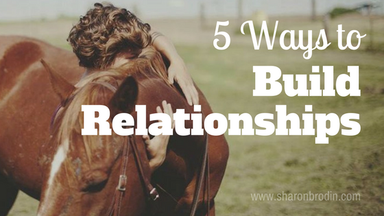 how to build business relationships
