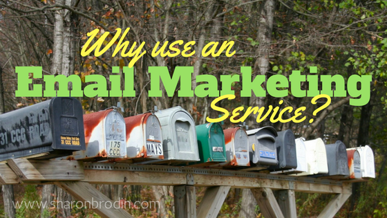 why us an email marketing service