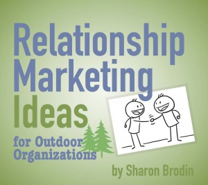 relationship marketing ideas for outdoor businesses